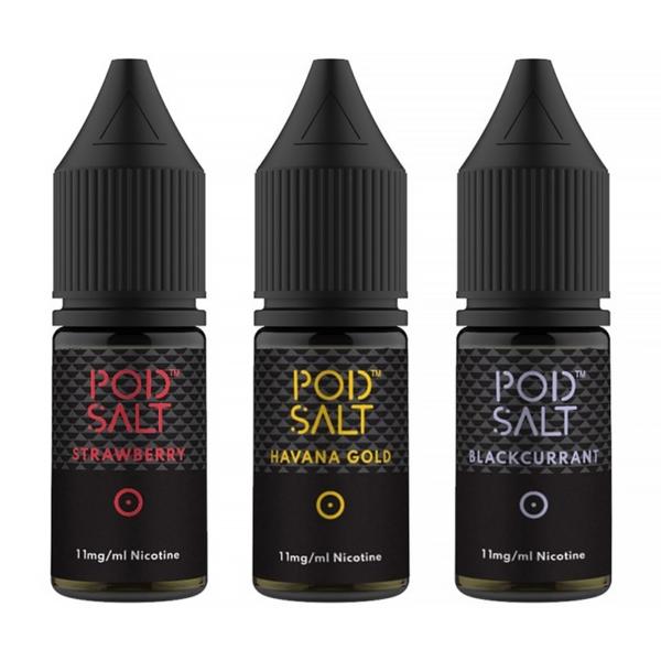 Pod Salt 10ml E-liquid, Cloud Vaping UK