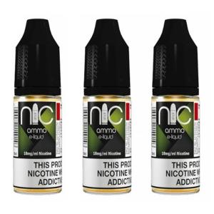 Nicotine Shot Nic Ammo 18Mg High VG