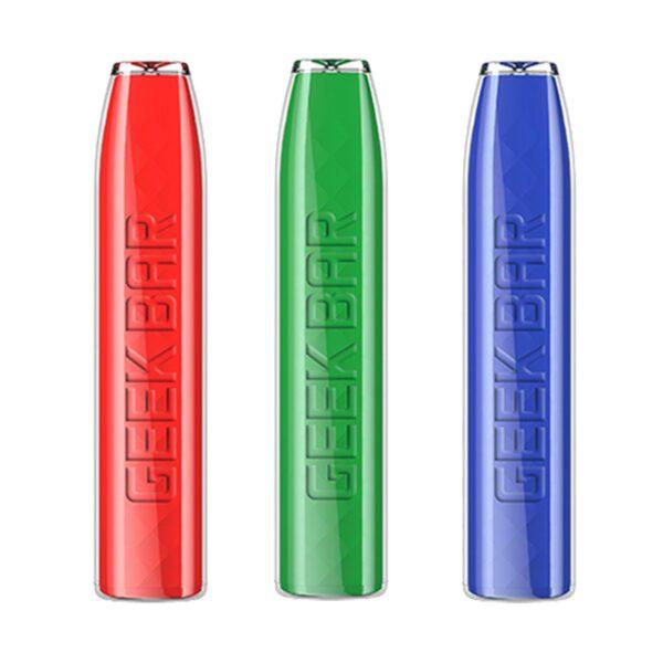 Geekvape Geek Bar 20mg Disposable Vape Pen, Cloud Vaping UK
