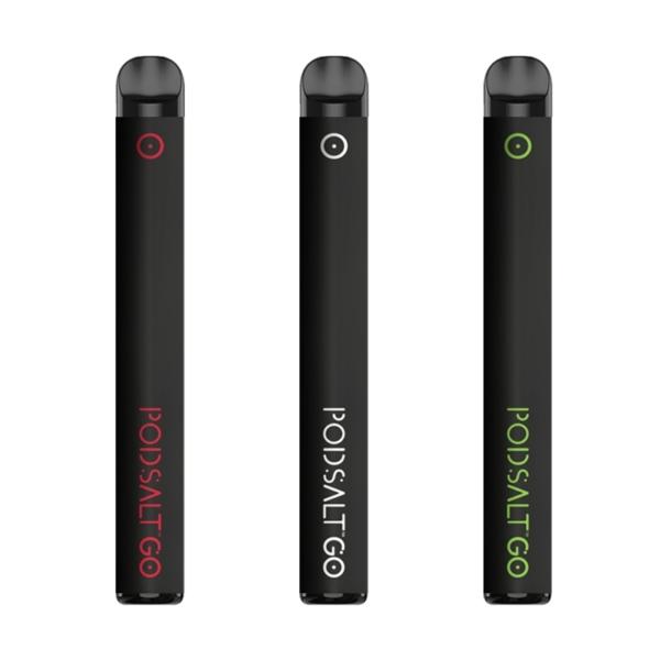 Pod Salt GO 20mg Disposable Vape Pen, Cloud Vaping UK